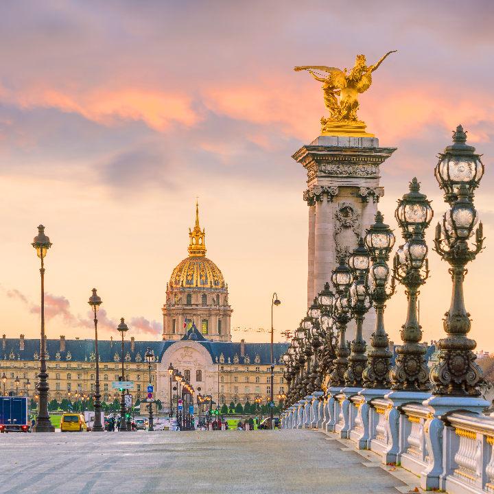 Francja – Paryż