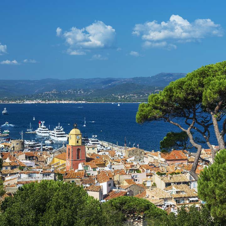 Francja – Saint Tropez