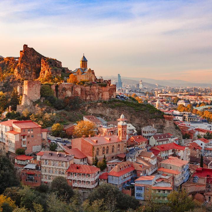 Gruzja – Tbilisi
