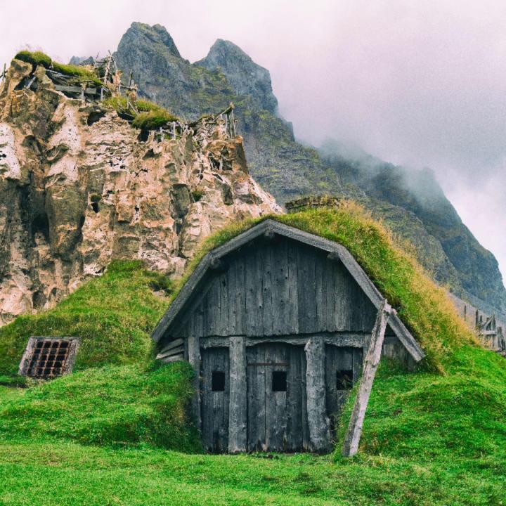 Hofn – wioska Wikingów