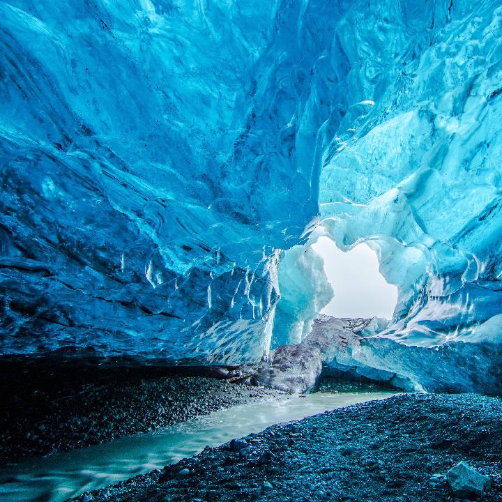 Inspiracja – jaskinia lodowa