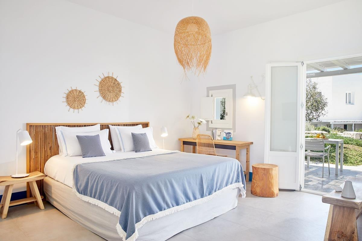Milos Breeze Boutique – Double Room Sea View