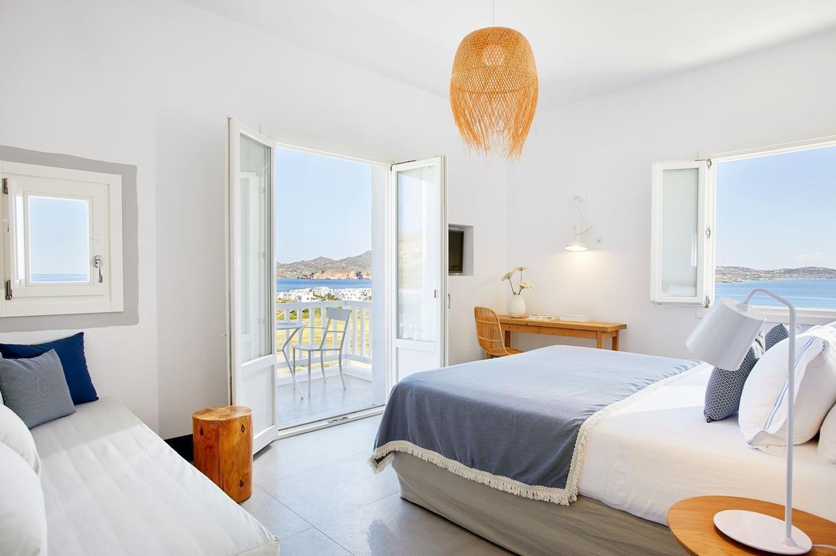 Milos Breeze Boutique – Exclusive Room Sea View