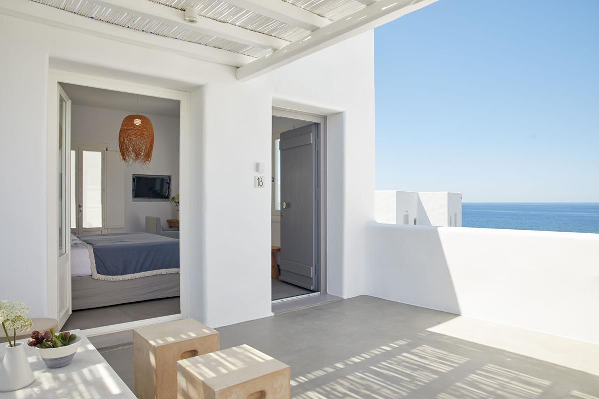 Milos Breeze Boutique – Executive Room Sea View