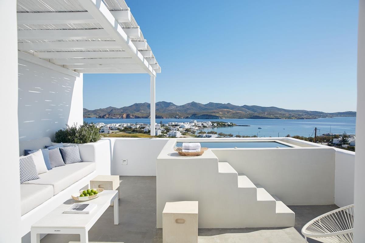 Milos Breeze Boutique – Honeymoon suite