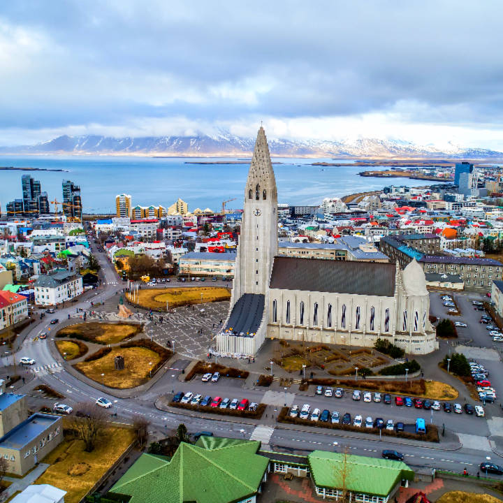 Reykjavik – Hallgrimskirkja