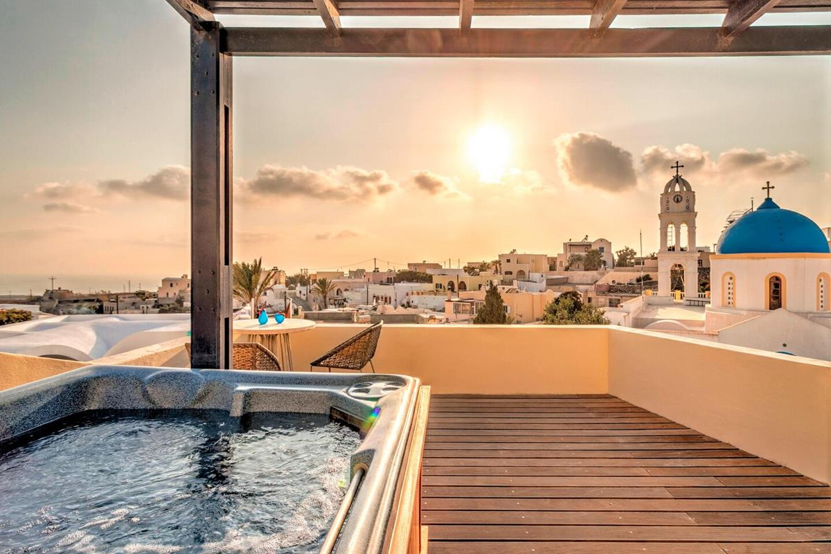 Vedema, A Luxury Collection Resort – Aegean King Suite
