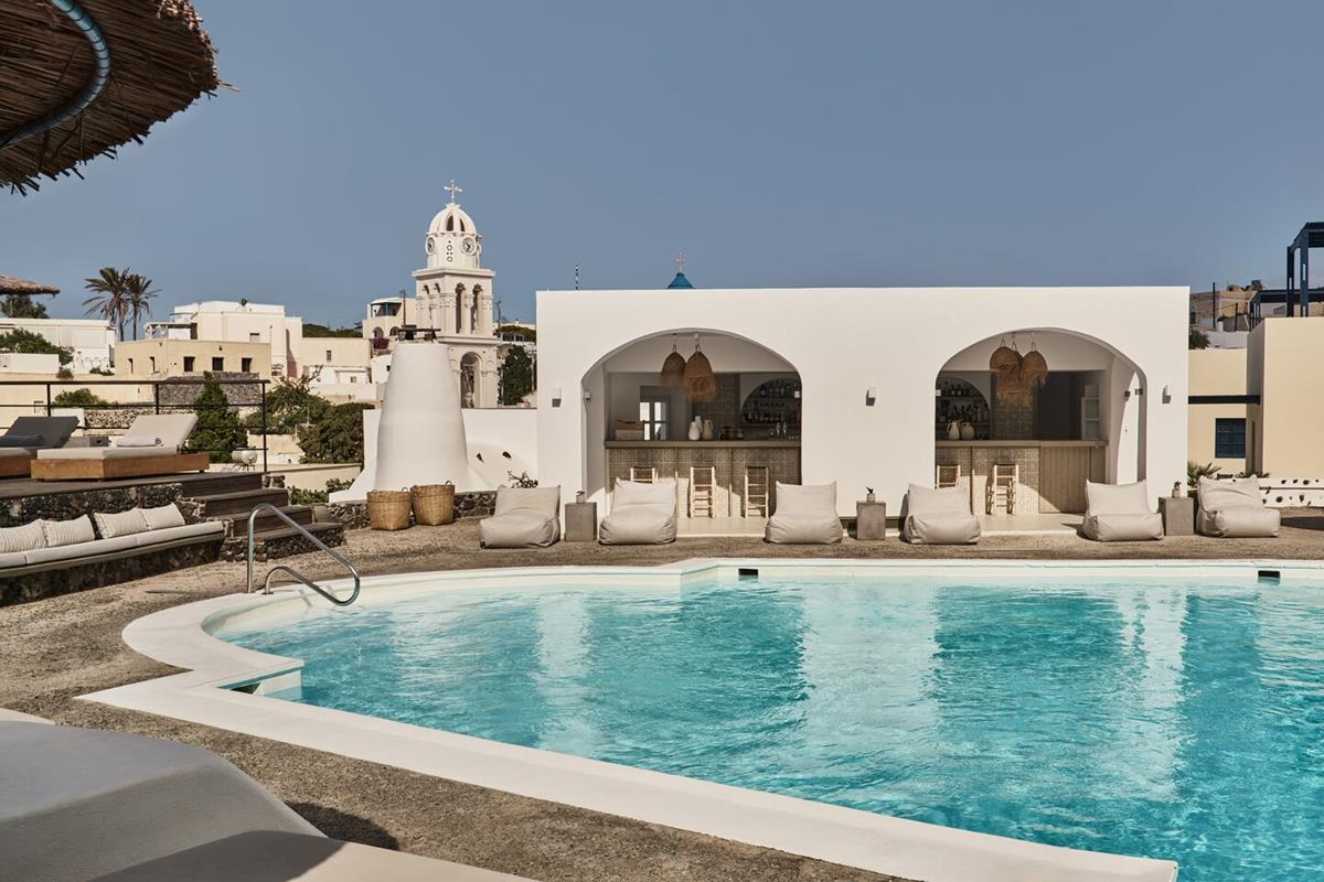 Vedema, A Luxury Collection Resort – Basen