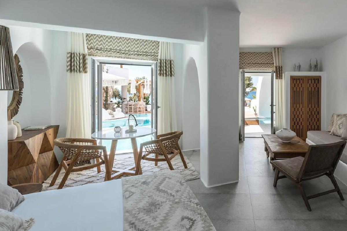 Virtu Suites – Grand Deluxe Sea View Suite