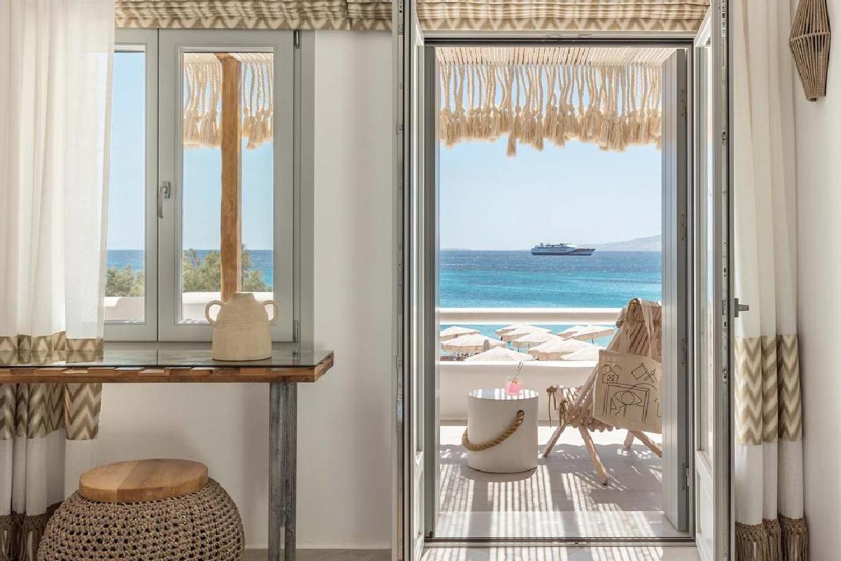 Virtu Suites – Panoramic Sea View Suite