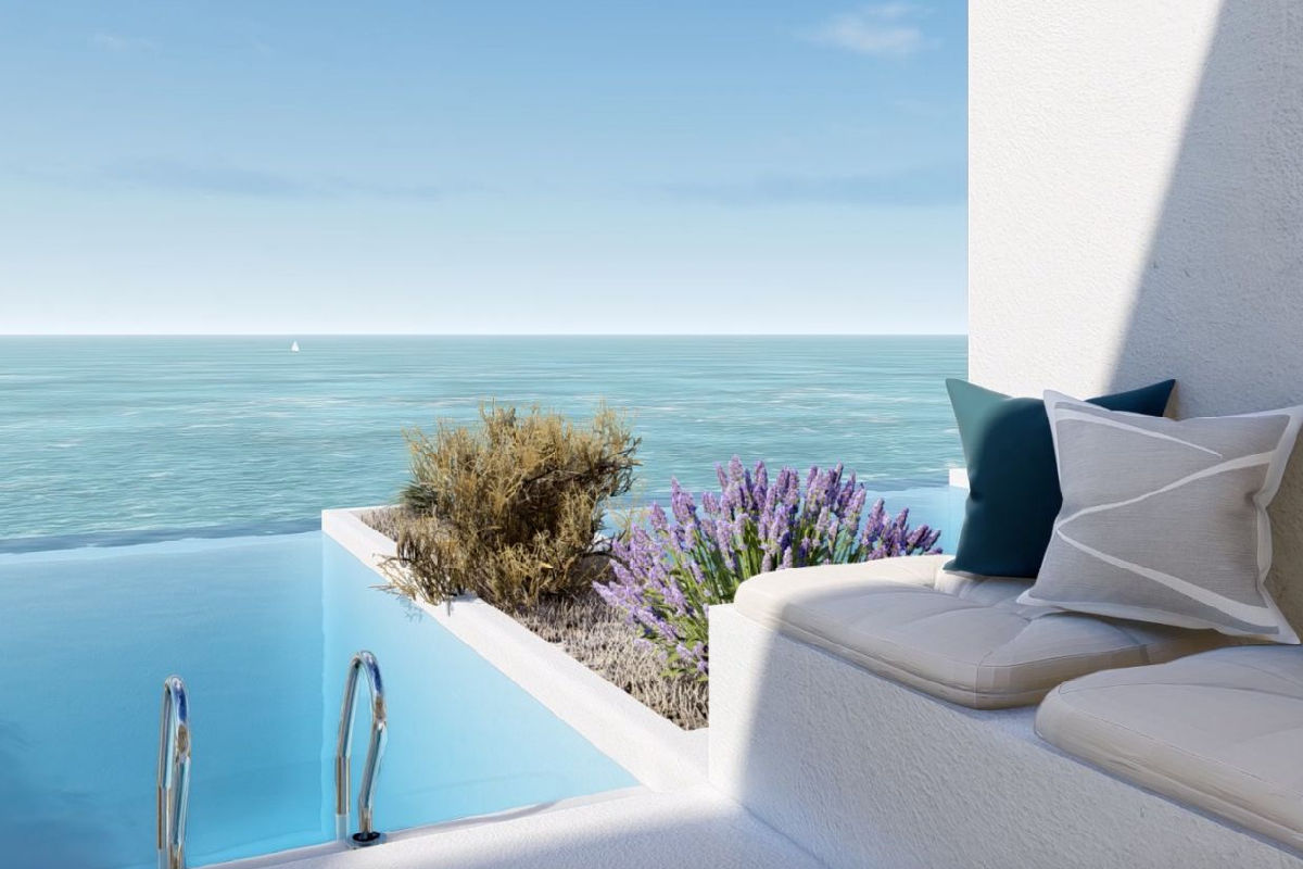White Coast Pool Suite – Deluxe Suite with Private Pool