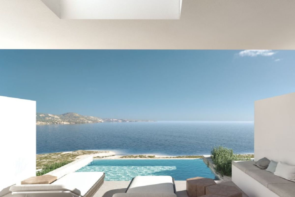 White Coast Pool Suite – White Coast Suite with Private Pool