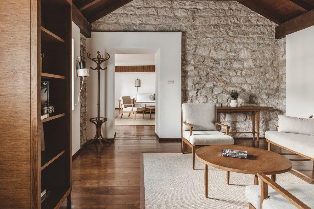 Aman Sveti Stefan – Two Bedroom Suite