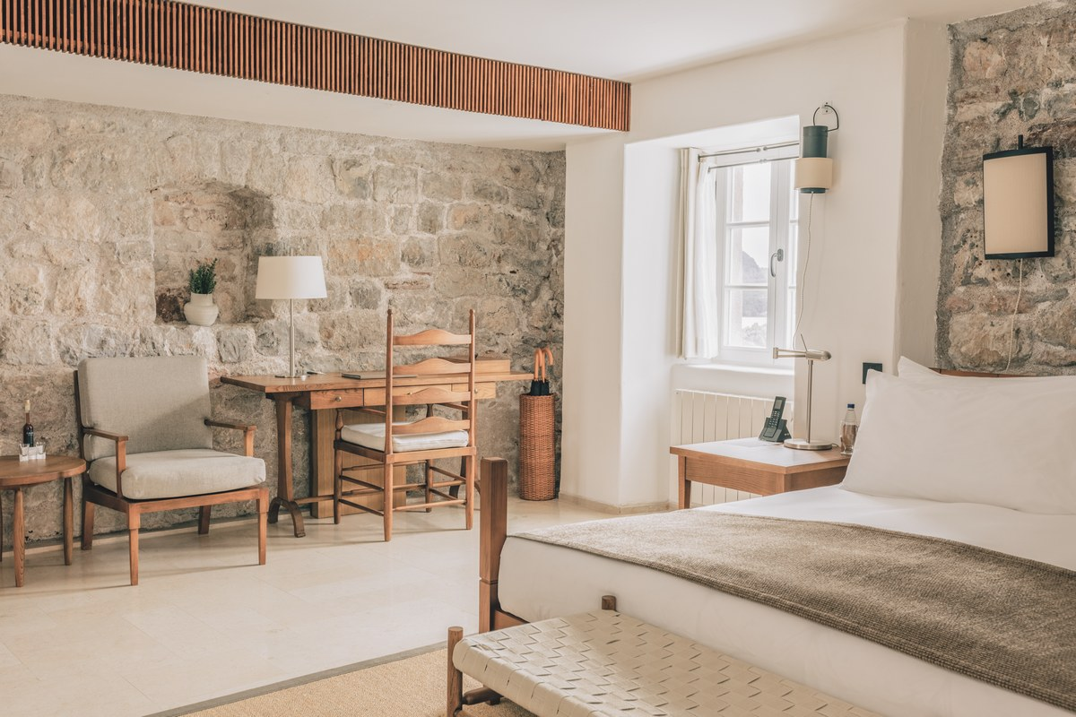 Aman Sveti Stefan – Village Room 47