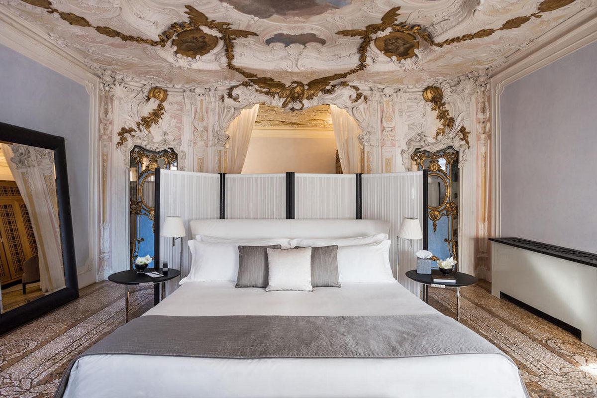 Aman Venice – Alcova Tiepolo Suite