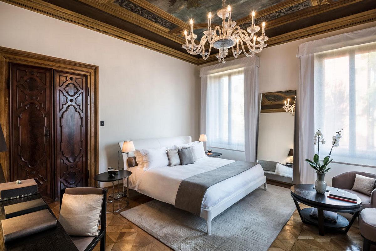 Aman Venice – Palazzo Chamber Affresco