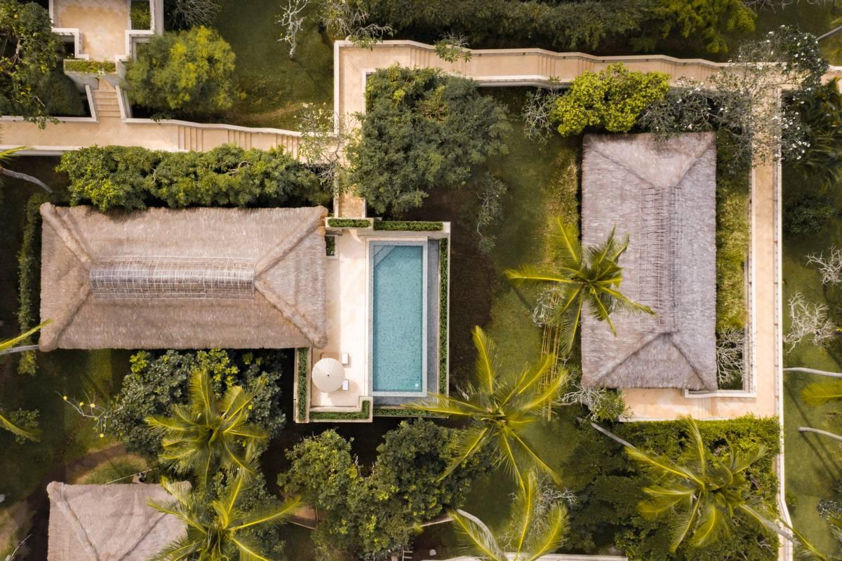 Amankila – Infinity Pool Suite