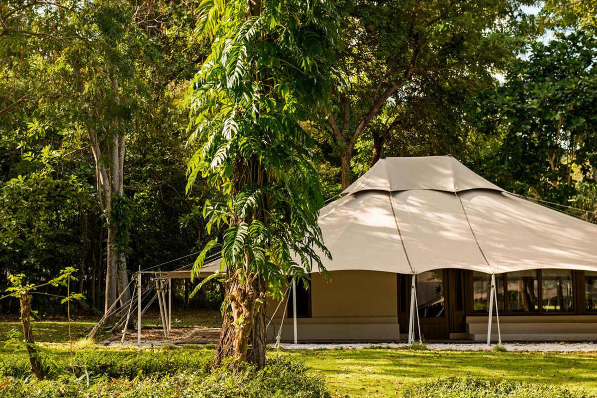 Amanwana – Jungle Tent