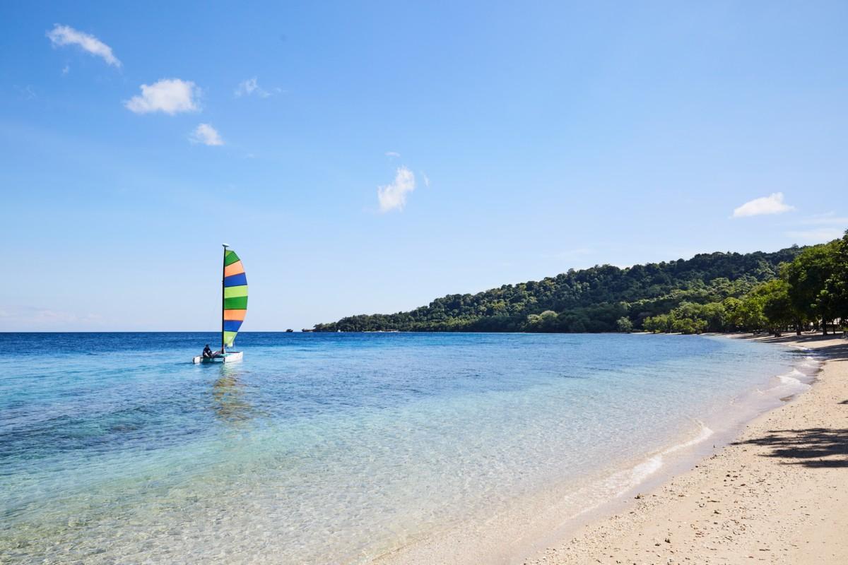 Amanwana – Plaża