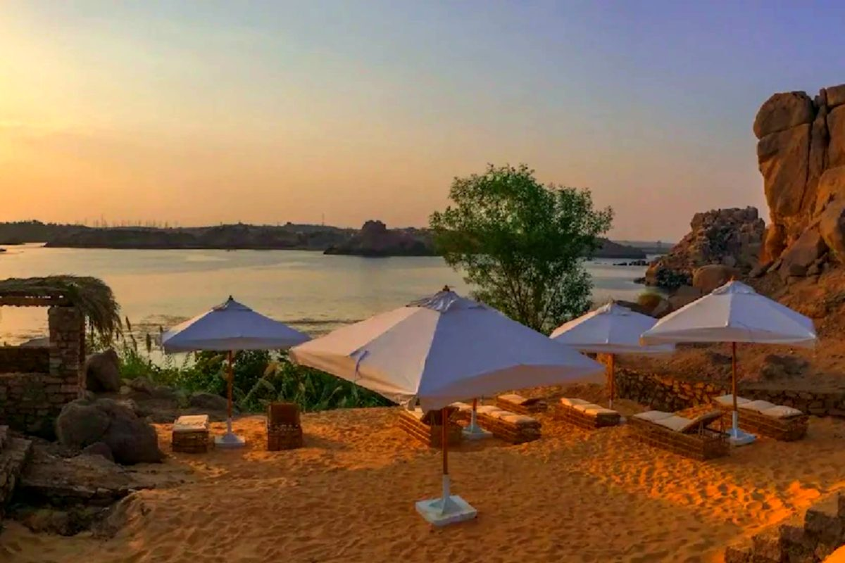 Eco Nubia – Plaża Bigeh