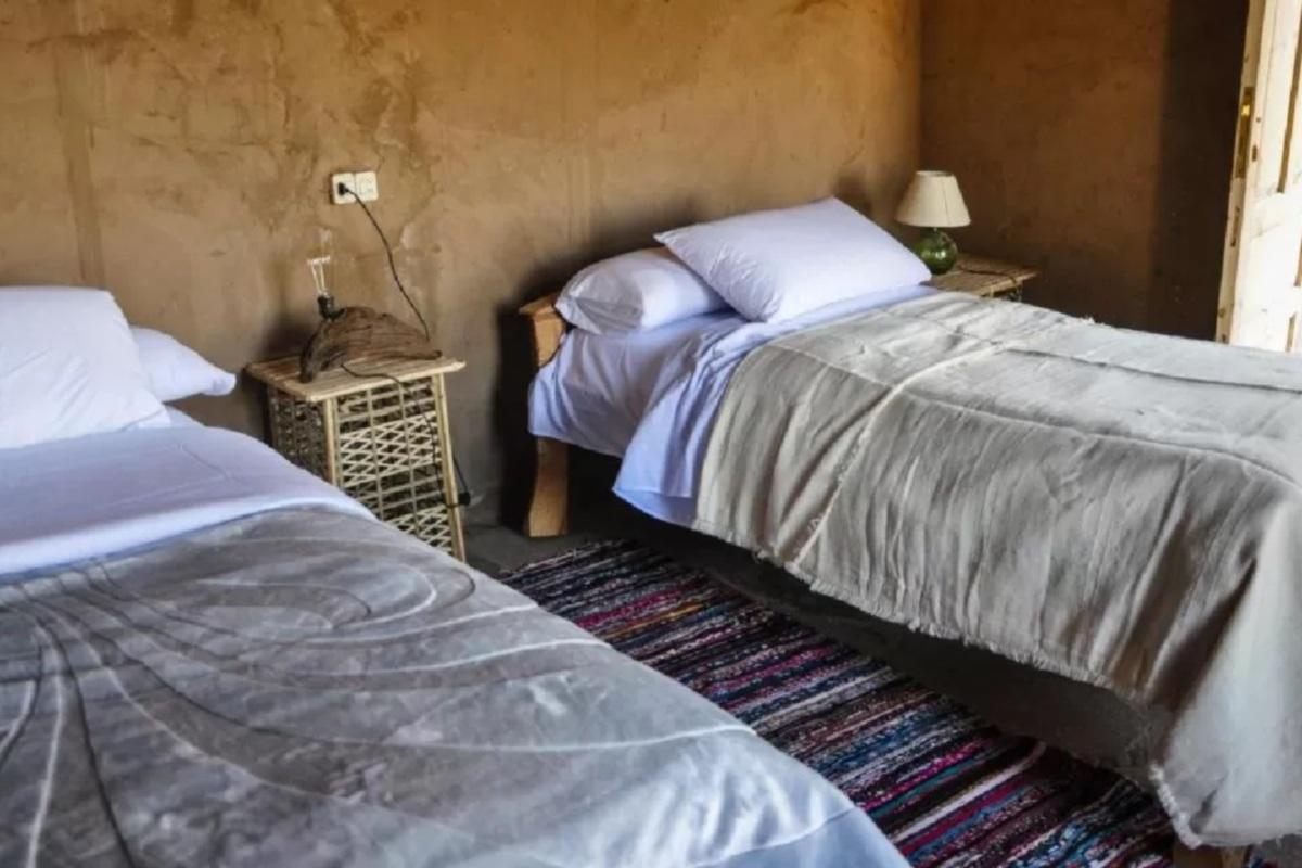 Eco Nubia – Pokój
