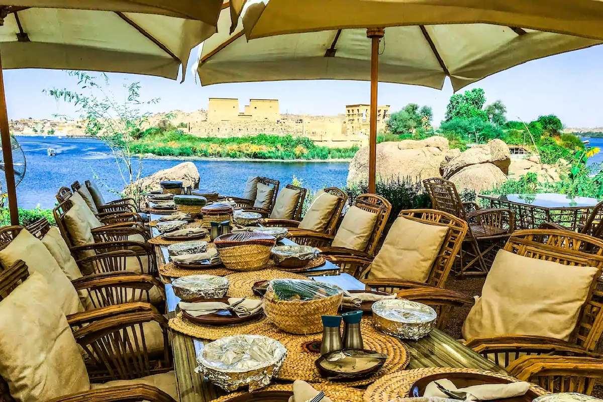 Eco Nubia – Restauracja