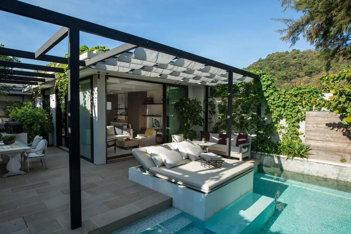 Rosewood Phuket – Beachfront Pool Villa