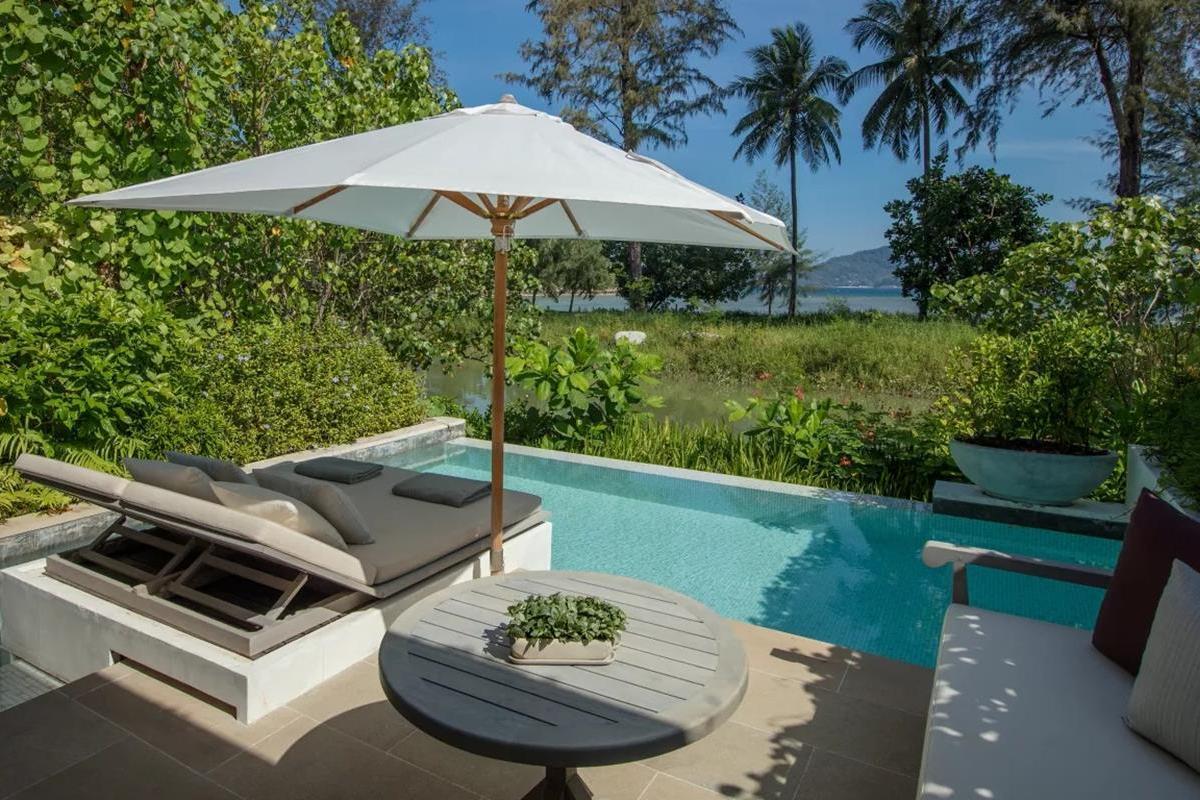 Rosewood Phuket – Lagoon Pool Pavilion