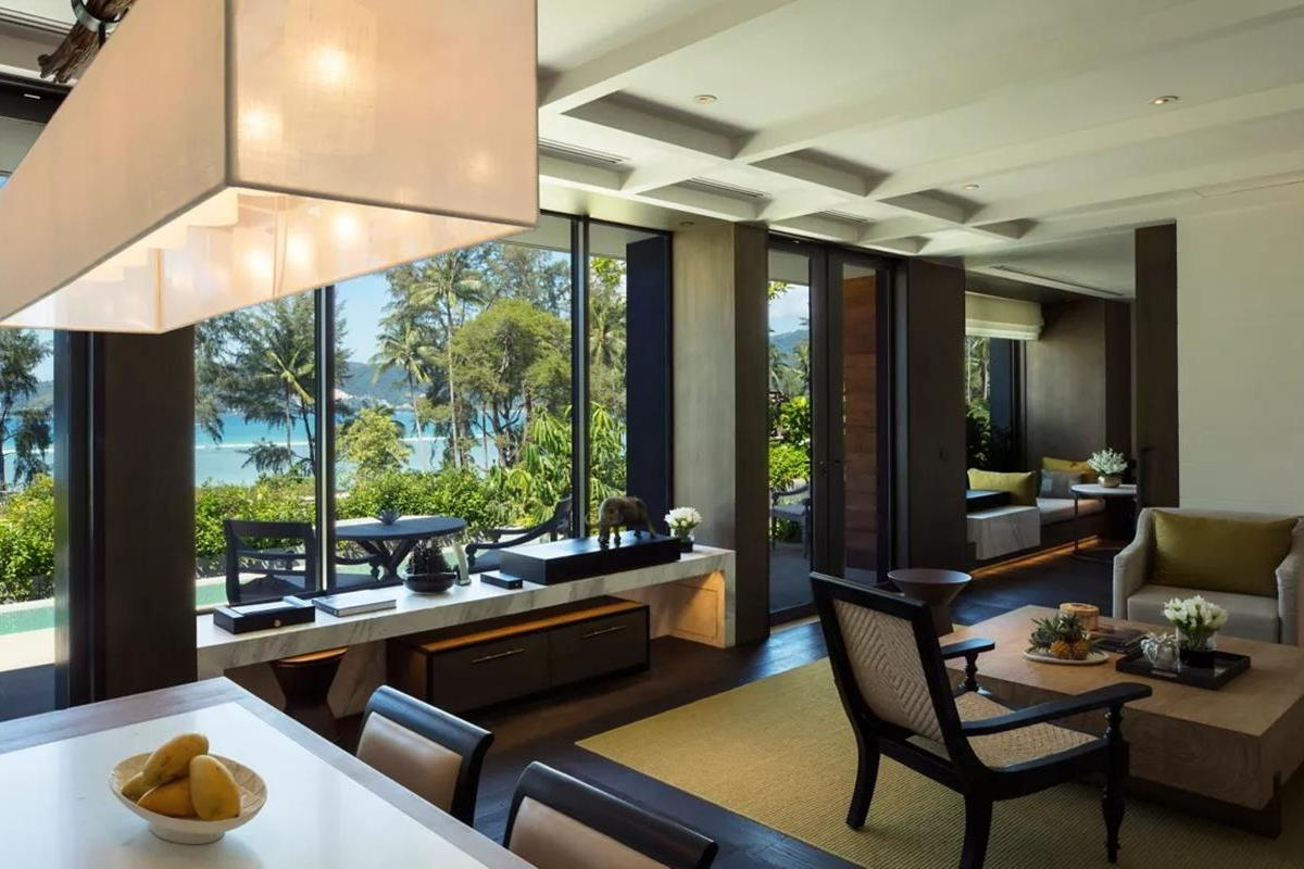 Rosewood Phuket – Partial Ocean View Pool Pavilion Two Bedroom