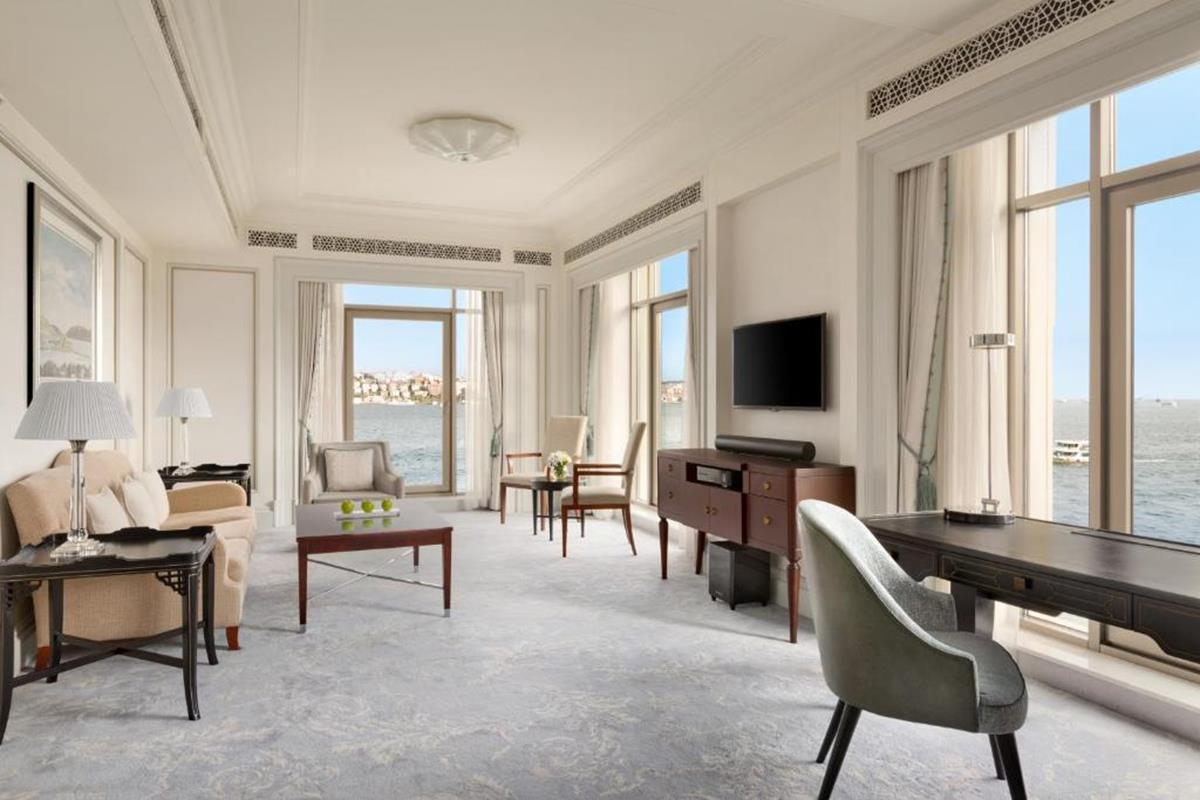 Shangri La Bosphorus – Apartament Bosphorus Deluxe