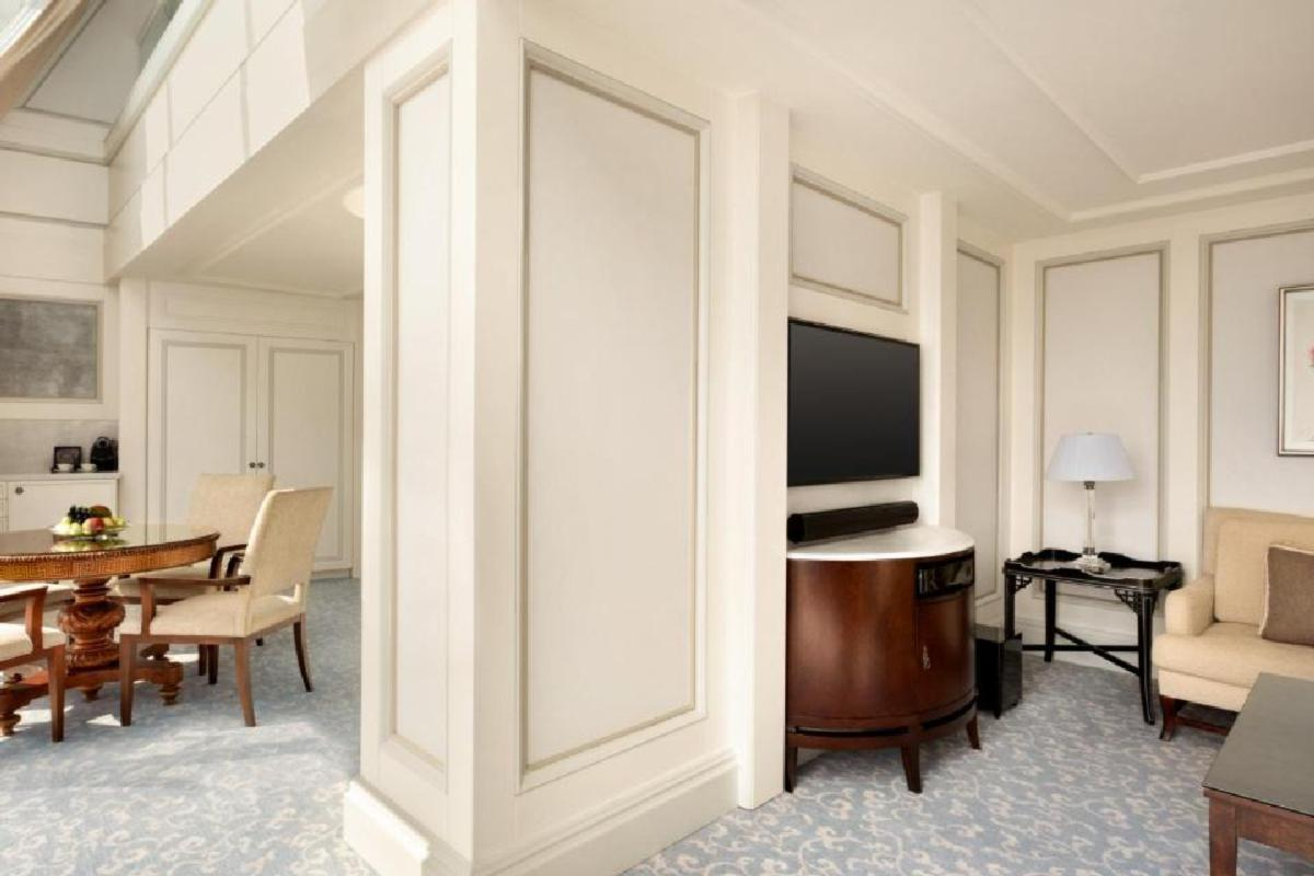 Shangri La Bosphorus – Apartament dwupoziomowy typu Suite