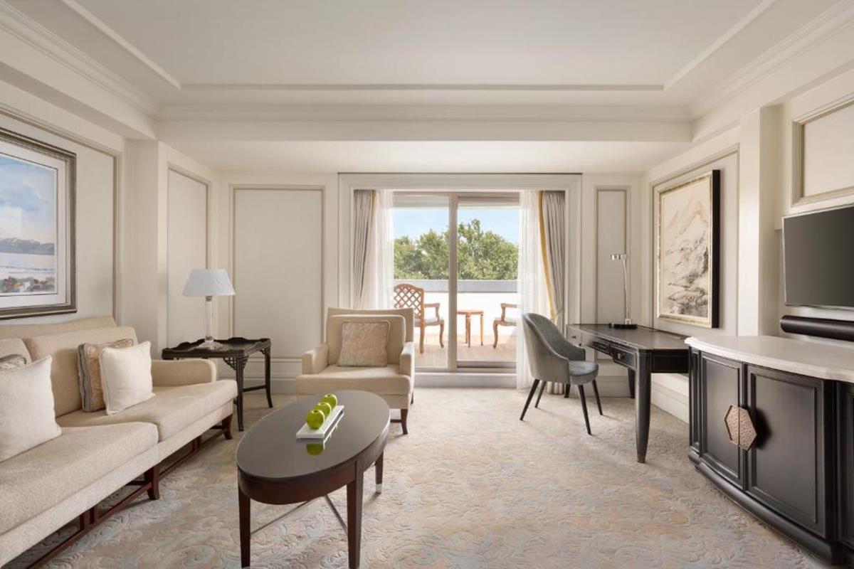 Shangri La Bosphorus – Apartament typu Executive Bosphorus Suite