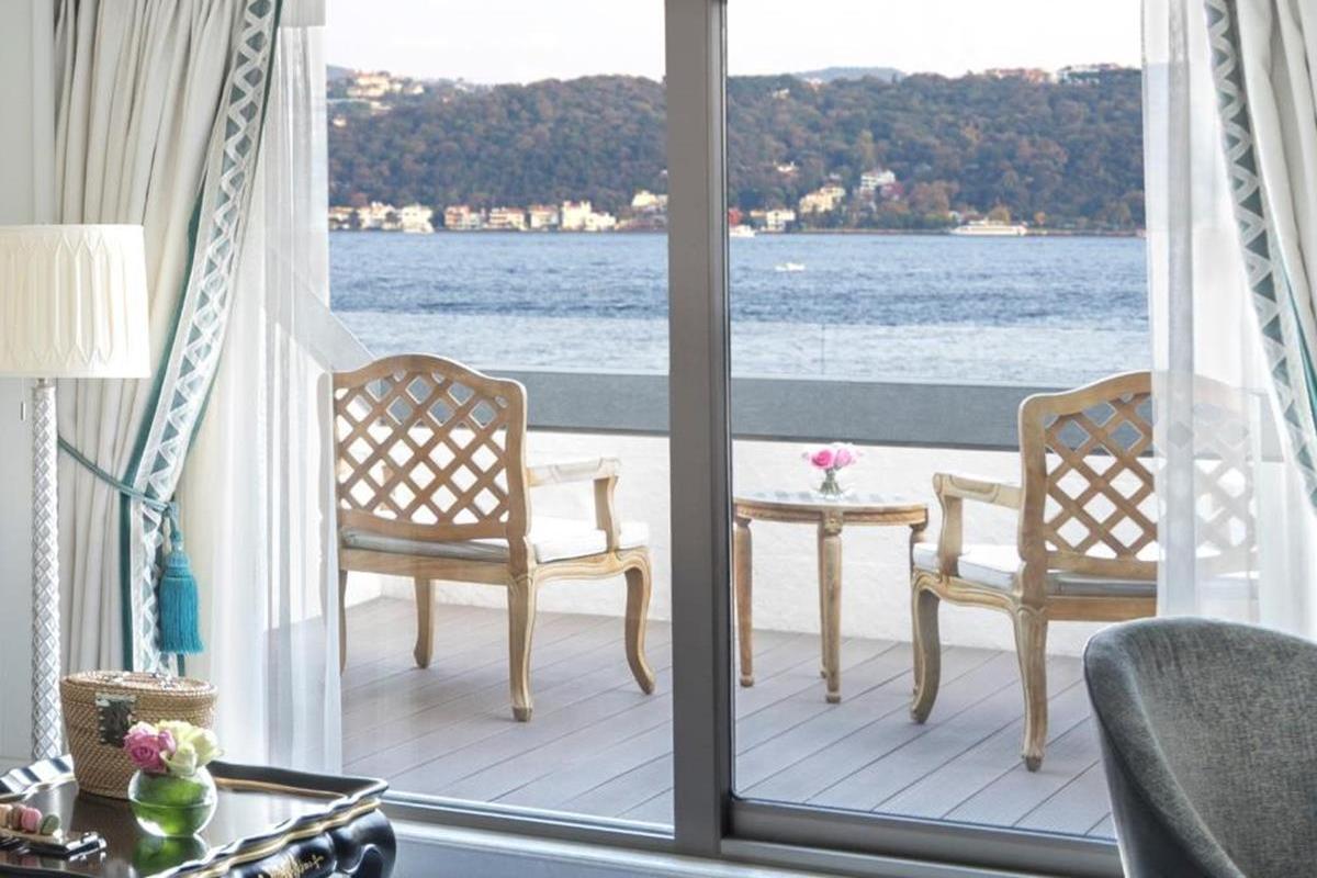 Shangri La Bosphorus – Apartament typu Junior Suite