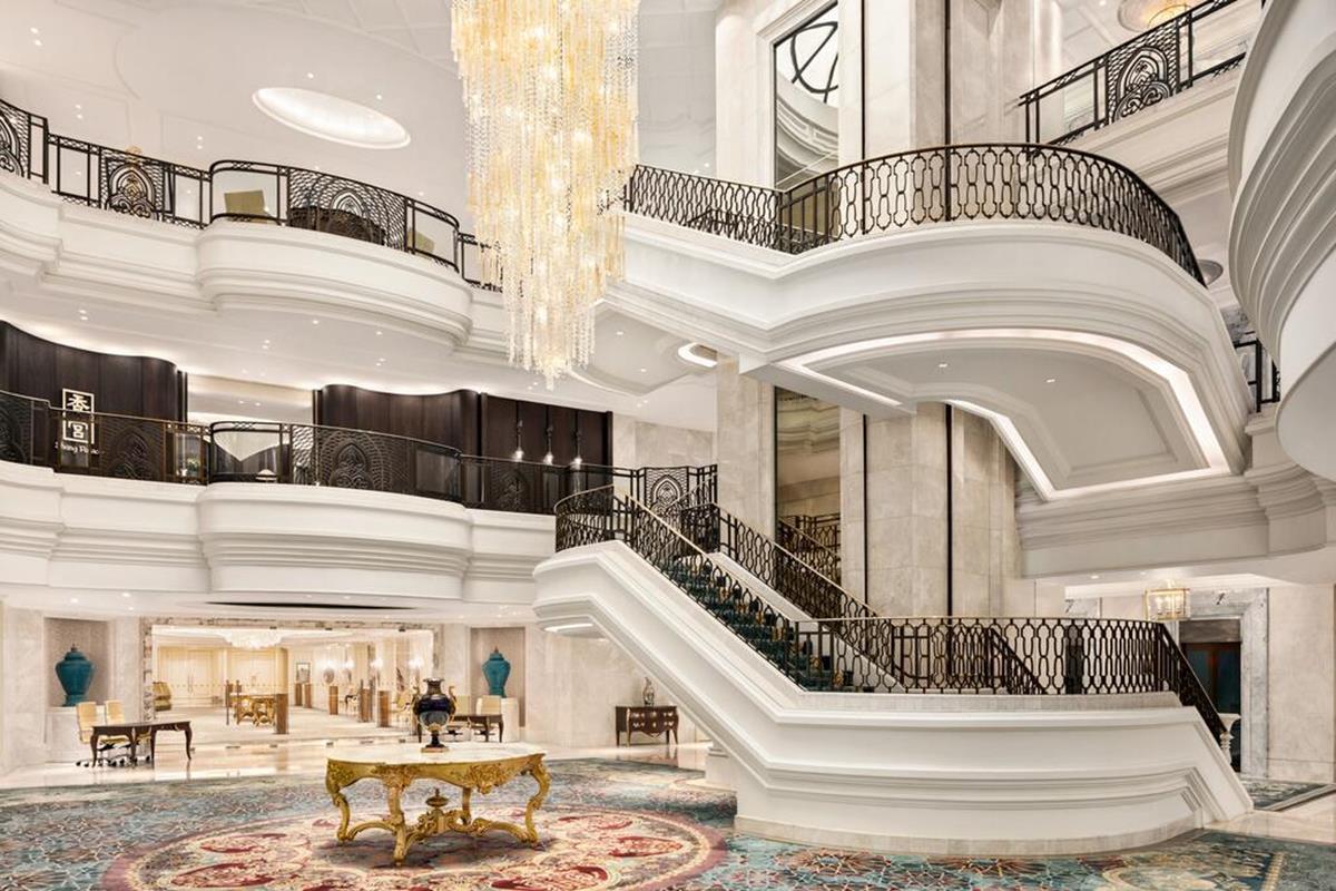 Shangri La Bosphorus – Lobby