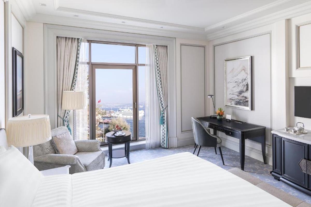 Shangri La Bosphorus – Pokój typu Deluxe