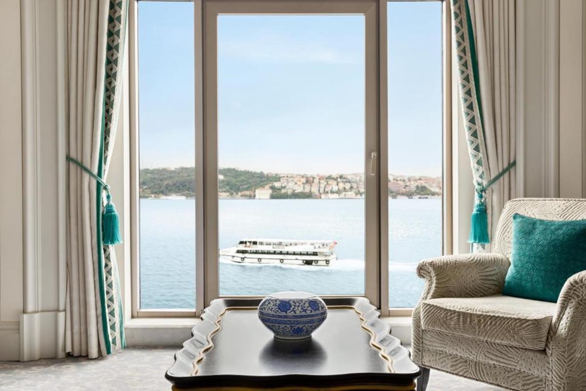 Shangri La Bosphorus – Pokój typu Premier
