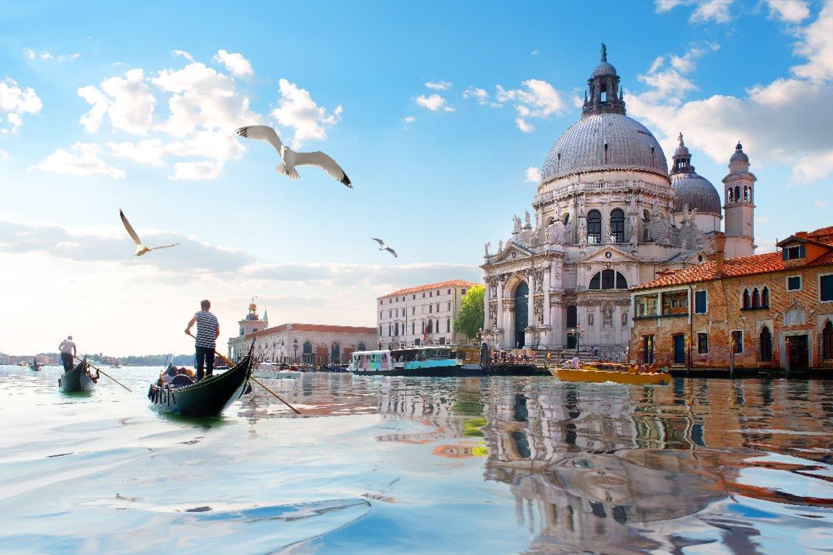 Wenecja – Bazylika Świętego Marka