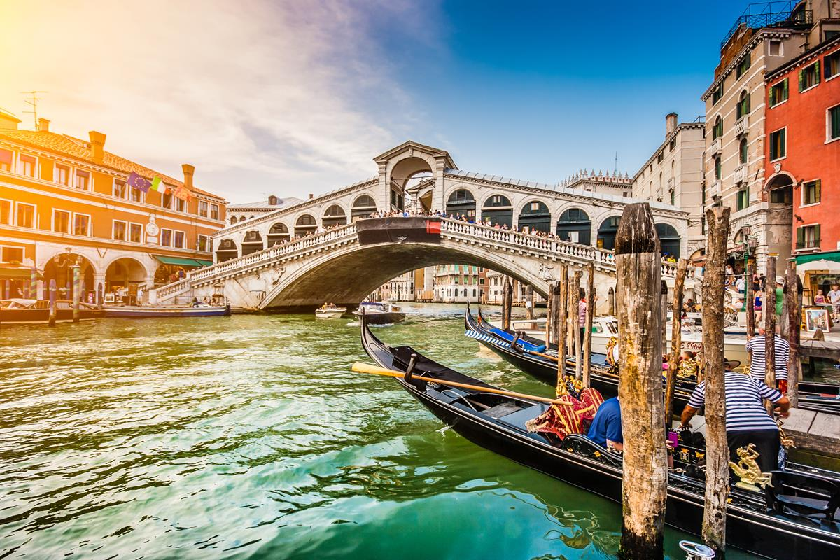 Wenecja – Most Rialto
