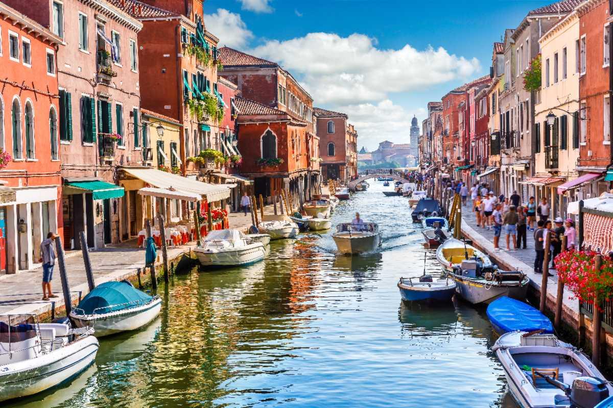 Wenecja – Murano