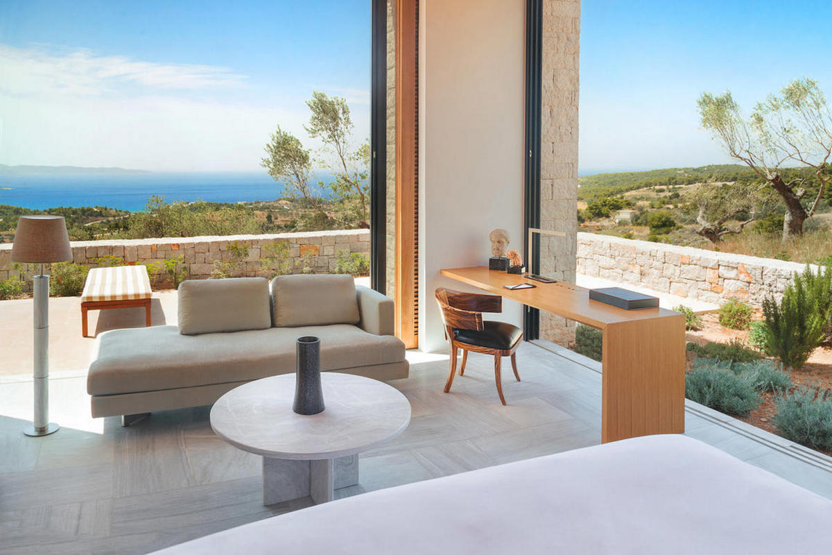 Amanzoe – Five-Bedroom Villa