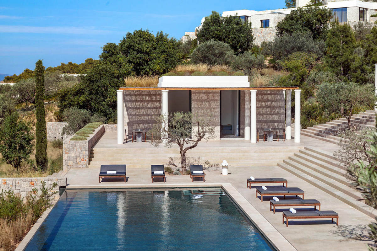 Amanzoe – Four-Bedroom Villa