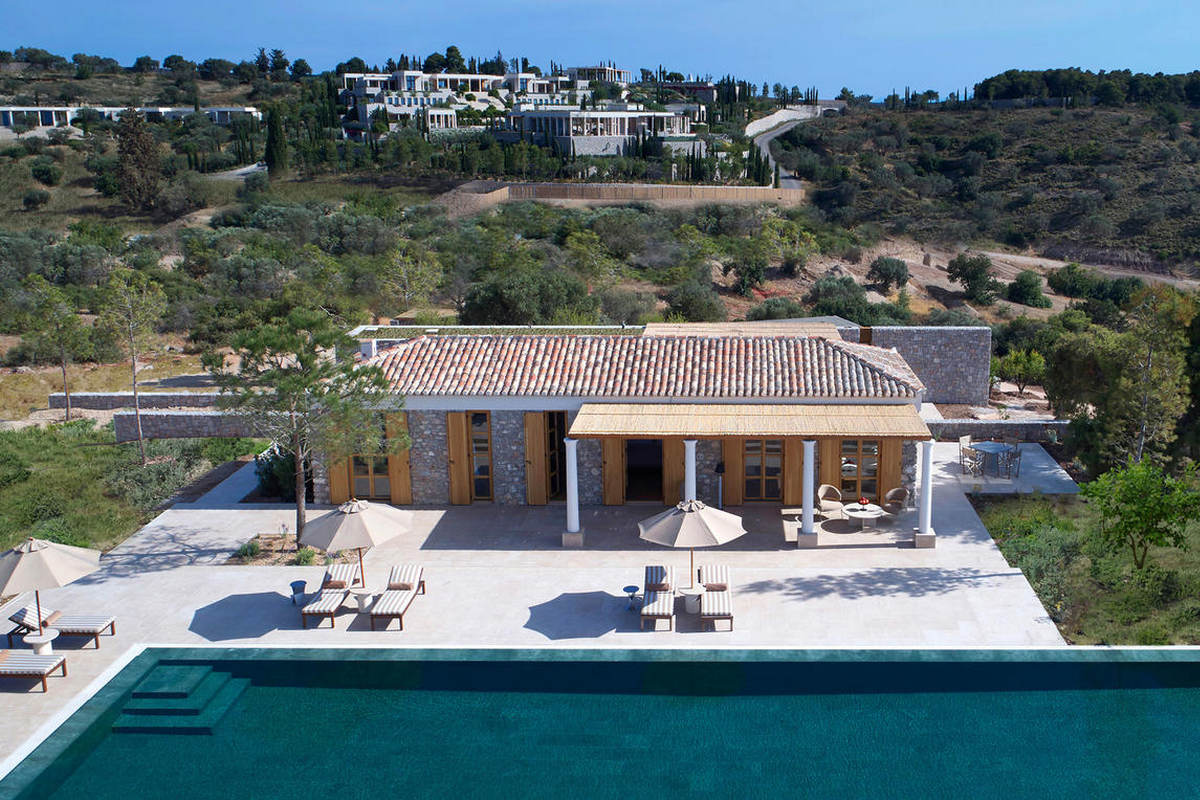 Amanzoe – One-Bedroom Villa