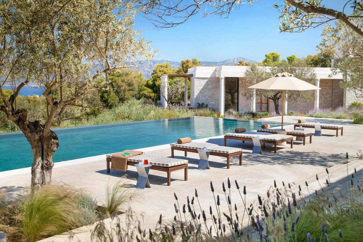 Amanzoe – Six-Bedroom Villa