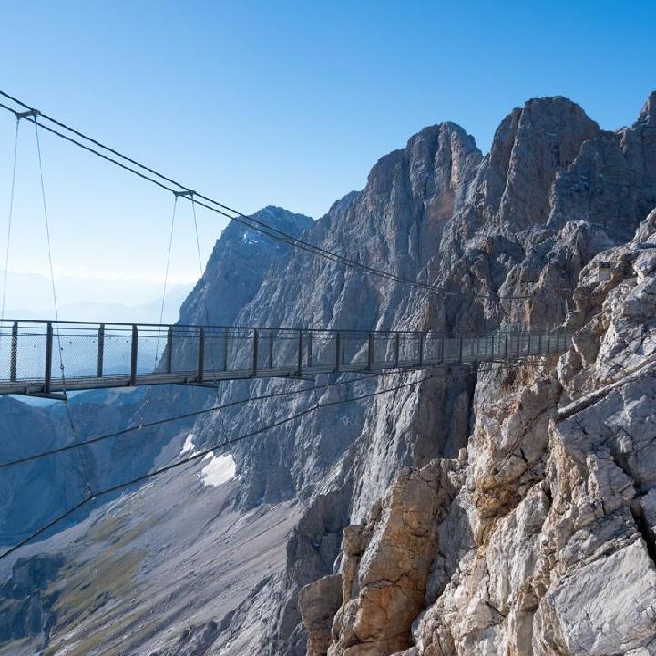 Austria – most wiszący