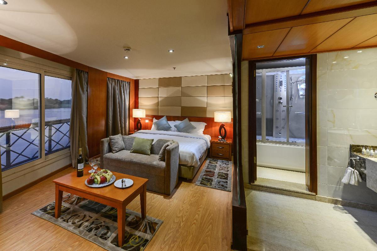 Esmeralda – Apartament typu Junior Suite