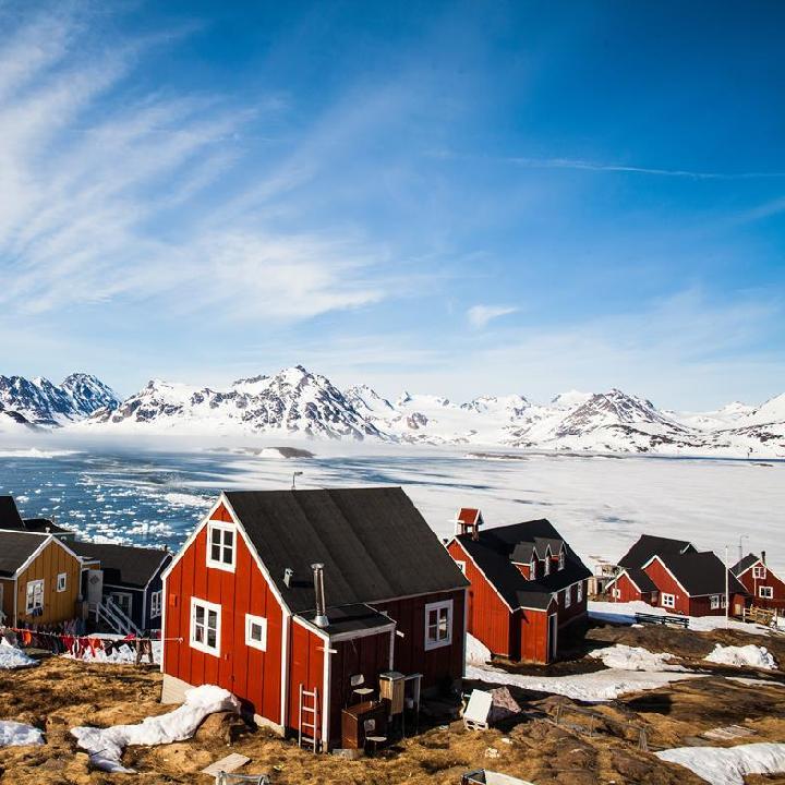 Grenlandia – Inuici