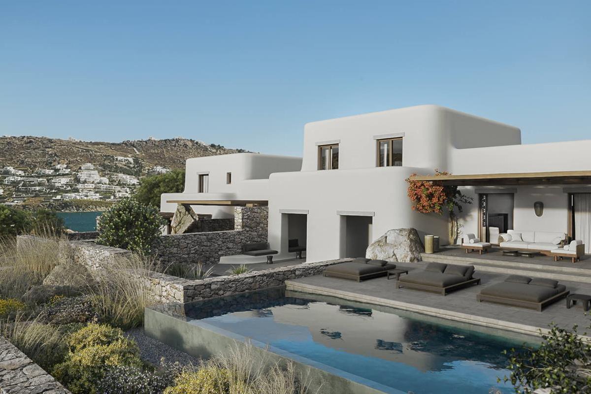 Kalesma Mykonos – Grand Villa