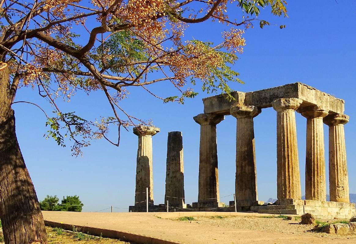 Peloponez – Korynt