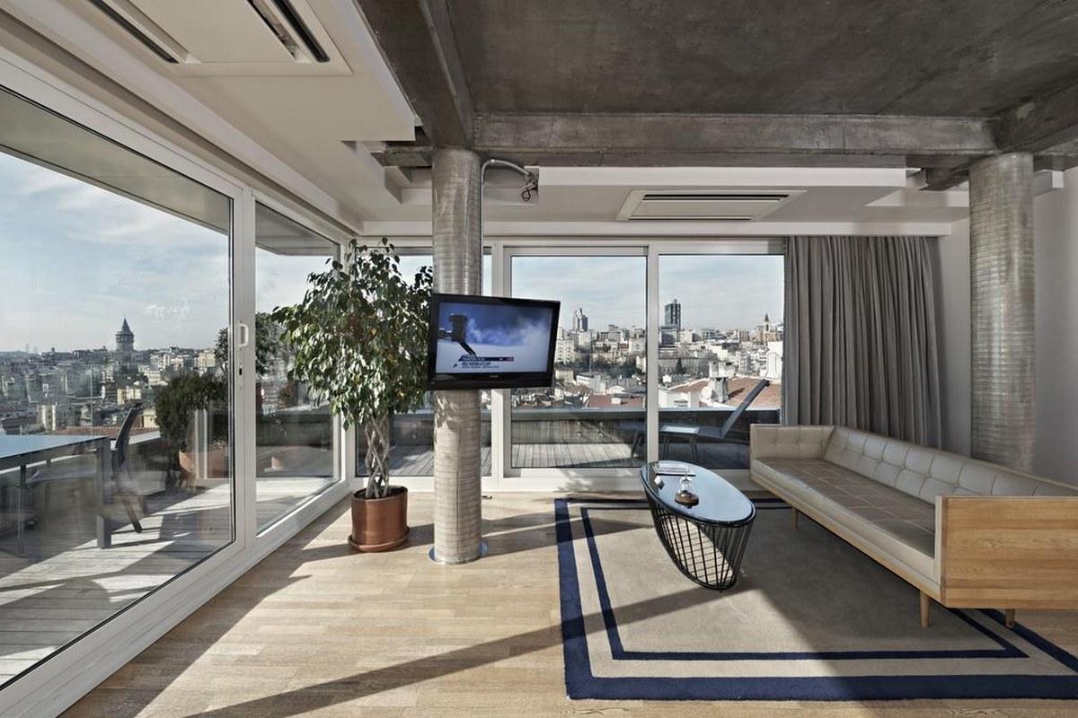 Witt Istanbul Suites – Penthouse