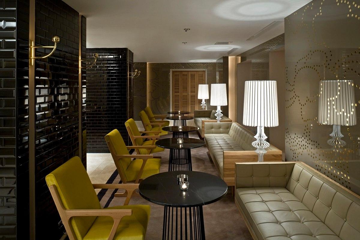 Witt Istanbul Suites – Restauracja